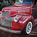 1946 Chevrolet Sedan Panel Delivery Truck  by Rich Franco