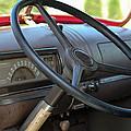 1946 Chevy Dash by E Faithe Lester