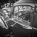 1946 Hudson Super Six Sedan Bw by Rich Franco