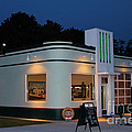 1947 Amoco Gas Station by Todd Bandy