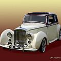 1947 Bentley M K  5   G T X  by Jack Pumphrey