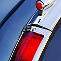 1947 Cadillac Model 62 Coupe Taillight  by Jill Reger