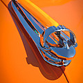 1947 Chevrolet Deluxe Hood Ornament by Jill Reger