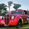 1947 Delahaye 135m Pennock Cabriot II by Dave Koontz