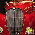 1947 Delahaye Type 135ms Guillore Roadster Dsc2605sq by Wingsdomain Art and Photography