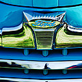 1947 Ford Deluxe Grille Ornament -0700c by Jill Reger