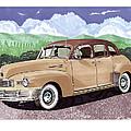 1947 Nash Statesman by Jack Pumphrey