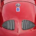 1948 Alfa Romeo Nardi Danese Convertible by Jill Reger