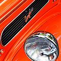 1948 Anglia 2-door Sedan Grille Emblem by Jill Reger