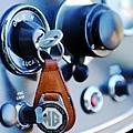 1948 Mg Tc Key Ring by Jill Reger