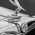 1948 Mg Tc - The Midge Hood Ornament by Jill Reger