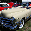 1949 Cadillac Series 62 Convertible 5d23090 by Wingsdomain Art and Photography