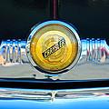 1949 Chrysler Windsor Grille Emblem by Jill Reger