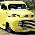 1949 Ford Pickup by AJ  Schibig