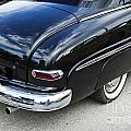 1949 Mercury Classic Car Trunk And Tail Lights In Color 3200.02 by M K Miller