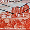 1949 Republique Francaise Stamp by Bill Owen