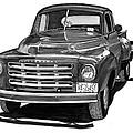 1949 Studebaker Pick Up Truck by Jack Pumphrey