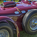 1950 Allard J2 Competition Roadster by Jack R Perry