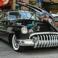 1950 Buick 2 by Victor Montgomery