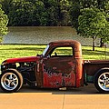 1950 Chevrolet Stubby Pickup Truck by Tim McCullough