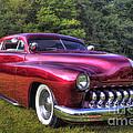 1950 Custom Mercury by David B Kawchak Custom Classic Photography
