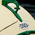 1950 Divco Milk Truck Hood Ornament by Jill Reger