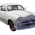 1950 Ford Custom Antique Car by Keith Webber Jr