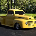 1950 Ford F1 Pickup Truck by Tim McCullough