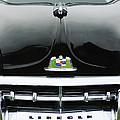 1950 Lincoln Cosmopolitan Henney Limousine Grille Emblem - Hood Ornament by Jill Reger
