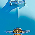 1950 Oldsmobile Hood Ornament by Jill Reger