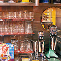 1950's - Diner - A 1950's Diner by Mike Savad