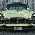 1950's Packard by Samuel Sheats