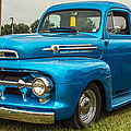 1951 Ford by Ken Kobe