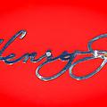 1951 Kaiser Henry J Emblem -460c by Jill Reger