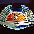 1951 Mercury Emblem by Jill Reger