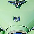 1951 Studebaker Commander Hood Ornament by Jill Reger
