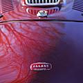 1952 Allard K2 Factory Special Roadster Grille Emblem by Jill Reger