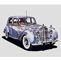 1952 Bentley M K Four by Jack Pumphrey