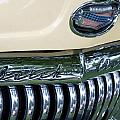 1952 Buick Eight Grill by Brooke Roby