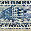 1952 Columbian Stamp by Bill Owen