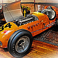 1952 Indy 500 Roadster by Mike Martin