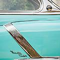 1952 Oldsmobile 98 Holiday Hardtop Side Emblem -1454c by Jill Reger
