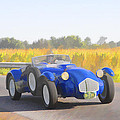 1953 Allard J2x Roadster by Jack R Perry