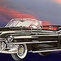 1953  Cadillac El Dorardo Convertible by Jack Pumphrey