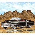 1953 Cadillac Eldorado Biarritz by Jack Pumphrey