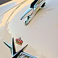 1953 Chrysler Imperial Custom Hood Ornament by Jill Reger