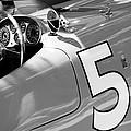 1953 Ferrari 375 Mm Spider by Jill Reger