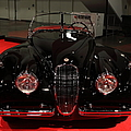 1953 Jaguar Xk 120 Se Roadster - 5d19930 by Wingsdomain Art and Photography