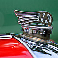 1953 Morgan Plus 4 Le Mans Tt Special Hood Ornament by Jill Reger