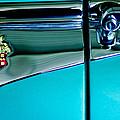 1953 Packard Caribbean Convertible Emblem 4 by Jill Reger